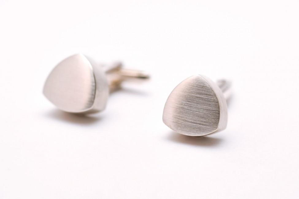 Manschettenknöpfe, 925/-Silber